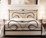 Кованая кровать «Кальяри»