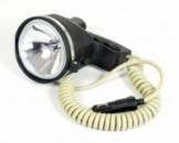 Поисковый прожектор, с ручкой, резина