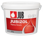 Jubizol Nano Finish S 25кг - самоочисна силіконова штукатурка «бараник» 1,5/2мм