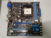 ASUS F1A75-M LE материнская плата для процессоров AMD на разъеме FM1