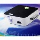 Портативный светодиодный мини-проектор для iPhone 4 и 4S