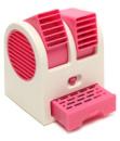 Мини-кондиционер вентилятор Mini Fan UKC HB-168 Pink
