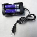 Сетевое зарядное устройство MD-202 для аккумуляторов 18650