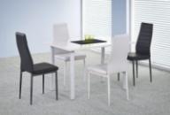 Стол со стеклянной столешницей «ADONIS + K70»