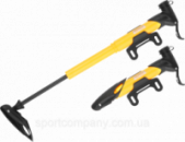 Насос мини GIYO GP-77 Pl AV/FV (80psi) T-ручка (желтый)