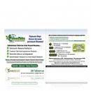 EnviroTabs® 28 / ЭнвайроТэбс для легковых автомобилей / Катализатор камеры сгорания, добавка в топливо, экономия бензин,