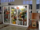 Холодильна камера для зберігання квітів у Львові/камера для хранения цветов в Львове