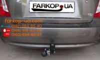 Тягово-сцепное устройство Hyundai Accent (sedan, hatchback) (2006-2011)