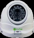 Купольная AHD-M антивандальная камера видеонаблюдения 960p 1/3 SONY CMOS