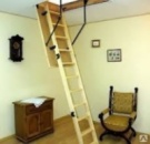 Чердачные лестницы Roto Esca 11 ISO- RC 120*60/70 cм