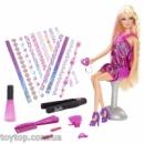 Barbie Hair Tattoos Doll