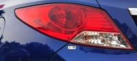 Фонарь задний Hyundai ACCENT new 2012 ( ОРИГИНАЛ ), НОВОЕ, КОРЕЯ