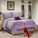 1,5 спальный комплект постельного белья МАЖАРЕЛЬ, поплин