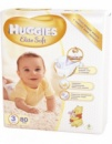 Подгузники Huggies Elite Soft Newborn 3 (5-9 кг) Mega Pack, 80 шт
