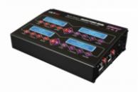Оригинальное зарядное устройство Quattro B6, 4x80W от SkyRC