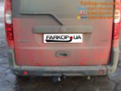 Тягово-сцепное устройство (фаркоп) Fiat Doblo (223 кузов) (2000-...)