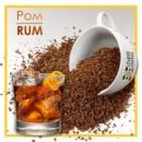 Кофе растворимый сублимированный с ароматом Рома