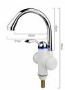 Кран водонагреватель Рапид, мгновенный электрический водонагреватель Rapid
