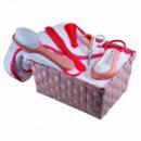 Корзинка с туалетными принадлежностями Beaba Personal care basket coral (920317)