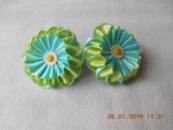 Резиночки для волос «Зефирки»! 2 по цене одной! Для маленьких принцес и модниц! От автора handmade Людмилы Желтяковой!
