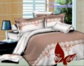 Двуспальный комплект постельного белья БАНТИКИ, ранфорс