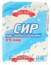 Творог кисломолочный Кілія 200г 5%