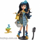 MONSTER HIGH Gloom and Bloom Cleo De Nile Doll
