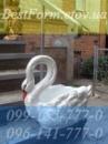 Форма для кашпо «Лебедь большой»