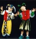 Карнавальные костюмы детские «Клоун,Петрушка»