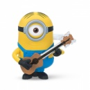 Minions Wind-Action Guitar Strumming Stuart Заводной Миньон Стюарт