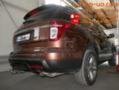 Тягово-сцепное устройство (фаркоп) Ford Explorer (2011-...)