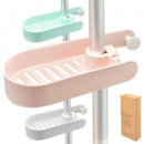 Держатель для мыла и губки на кран Stenson TL-00153