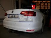 Тягово-сцепное устройство (фаркоп) Volkswagen Jetta (2010-2018)