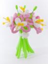 Букеты и цветочки из шаров