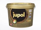 Jupol Gold 10л(16кг) - високоякісна миюча фарба для внутрішніх робіт
