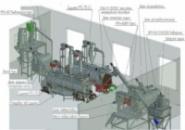 Оборудование для рыбных отходов, до 100 тонн рыбы в сутки
