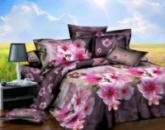 Комплект постельного белья Уютная Жизнь Полуторный 150x215 Сан Марино