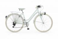 Велосипед городской женский из Италии APOSTROPHE MBM