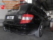 Тягово-сцепное устройство (фаркоп) Mercedes C-Class (W204/S204) (2007-2014)