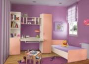 Детская мебель Джери с кроватью ТМ Пехотин