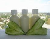 Молочко для осветлении, очищения и питания кожи во время проявления пигментных пятен.