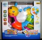 Развивающая игрушка «Веселая гусеница» 9182