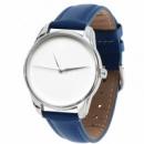 Часы наручные «Минимализм» синий