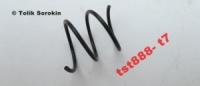 ВЫТАЛКИВАЮЩАЯ пружина заводного вала ЯВА/JAWA 638/634 Made in Чехия