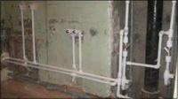 Монтаж поліпропіленових труб