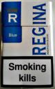 сигареты Регина синяя (Regina blue)