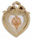 Фоторамка Animos «Золотое Сердце» украшение-подвеска 9.7х12.5см