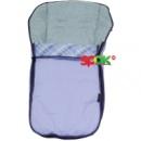 Теплый конверт для коляски Capella Violet Check