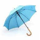 Зонт под нанесение голубой