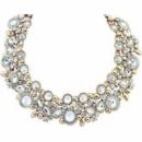 Ожерелье Колье Zara светлая дымка tb1165